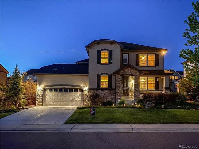 4874 S Riviera Street, Centennial, CO 80015 (MLS #4333626) :: 8z Real Estate
