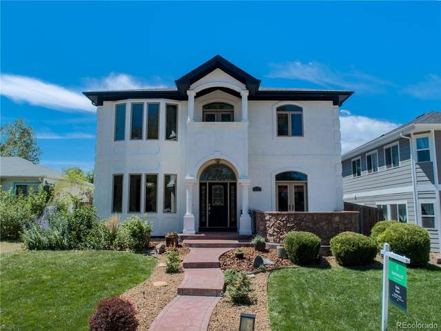 2635 S Monroe Street, Denver, CO 80210 (#4336361) :: The Gilbert Group