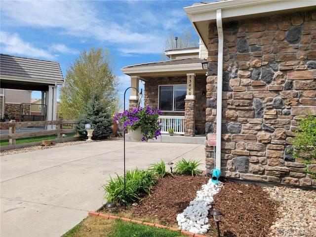 23440 E Portland Way, Aurora, CO 80016 (#4337522) :: Mile High Luxury Real Estate