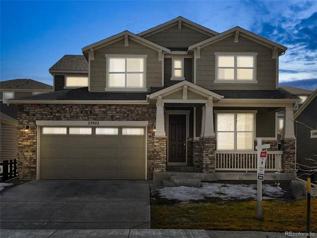 23922 E Minnow Circle, Aurora, CO 80016 (MLS #4338573) :: Keller Williams Realty