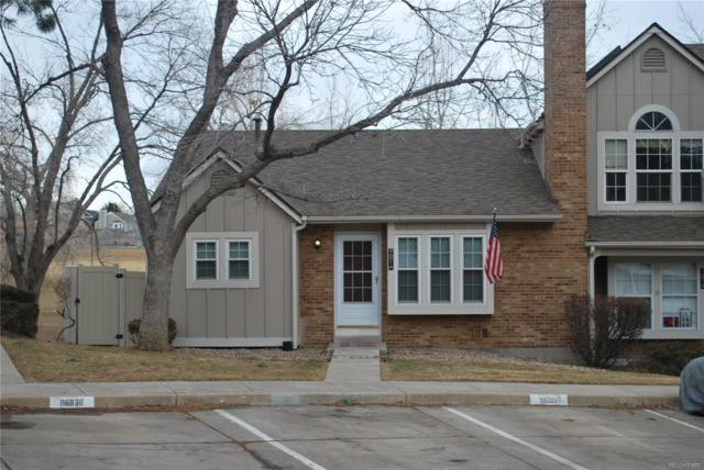 9691 W Chatfield Avenue A, Littleton, CO 80128 (#4342236) :: HomePopper