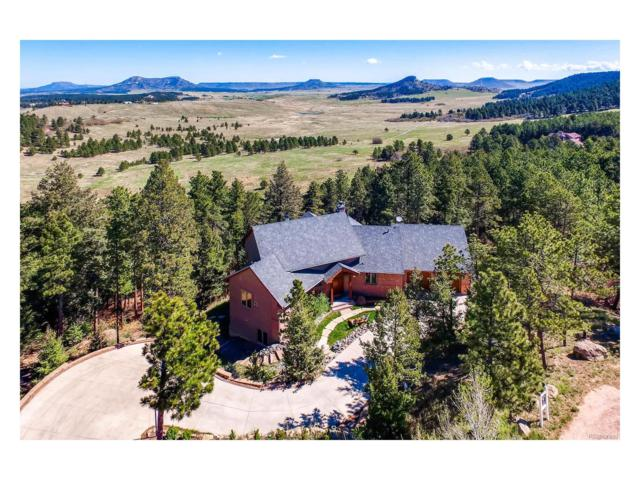 870 Yarnell Drive, Larkspur, CO 80118 (MLS #4342391) :: 8z Real Estate