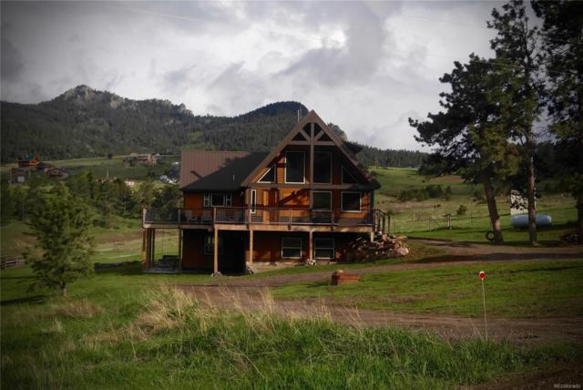 342 Lakeview Drive, Drake, CO 80515 (MLS #4347020) :: 8z Real Estate