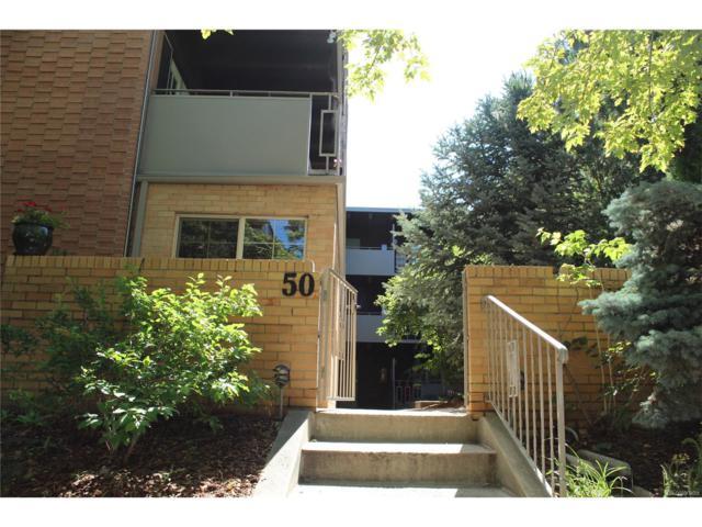 50 Clarkson Street #201, Denver, CO 80218 (MLS #4348745) :: 8z Real Estate