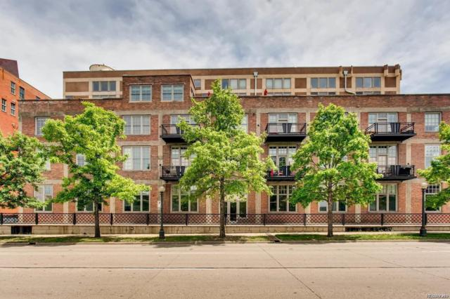 1301 Wazee Street 3B, Denver, CO 80204 (#4349451) :: Mile High Luxury Real Estate