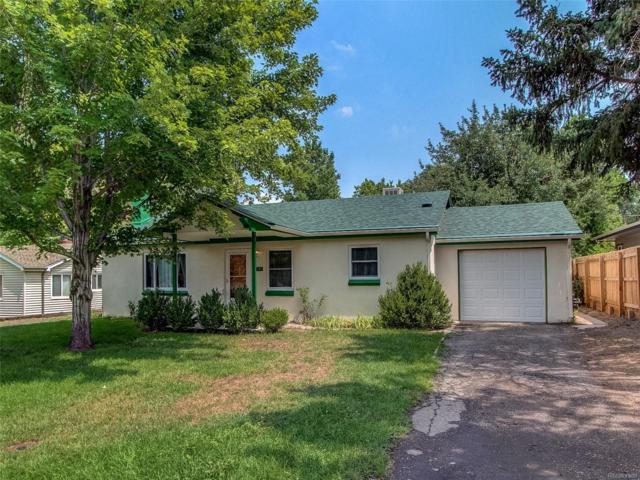 4280 Carr Street, Wheat Ridge, CO 80033 (#4350220) :: The DeGrood Team
