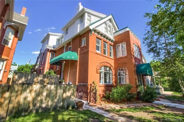 1640 N Emerson Street, Denver, CO 80218 (MLS #4354030) :: 8z Real Estate