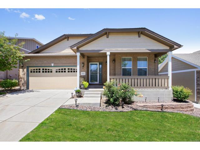 8245 W 67th Place, Arvada, CO 80004 (MLS #4355267) :: 8z Real Estate