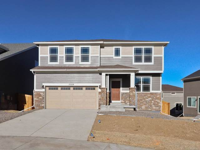 17259 Bluetrail Avenue, Parker, CO 80134 (#4358888) :: Bring Home Denver with Keller Williams Downtown Realty LLC