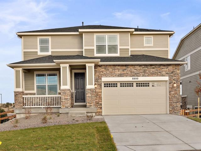8800 S Duquesne Court, Aurora, CO 80016 (#4360272) :: The DeGrood Team