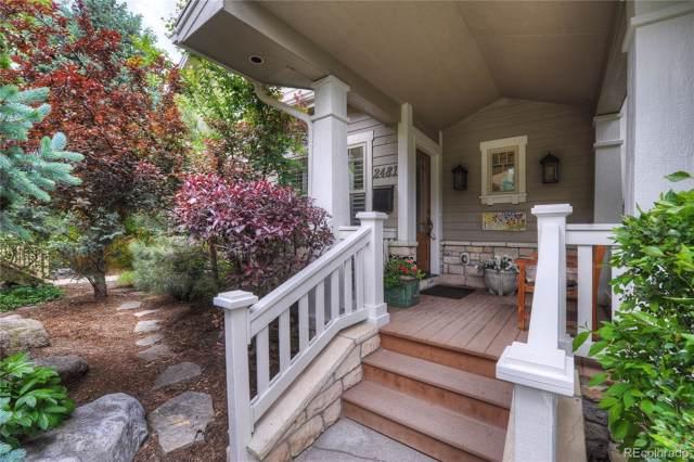2481 Mapleton Avenue, Boulder, CO 80304 (#4360459) :: Wisdom Real Estate