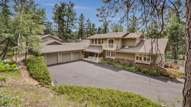 22 W Ranch Trail, Morrison, CO 80465 (#4361274) :: Wisdom Real Estate