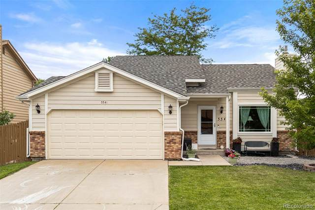 5541 S Jericho Way, Centennial, CO 80015 (#4363417) :: Berkshire Hathaway HomeServices Innovative Real Estate