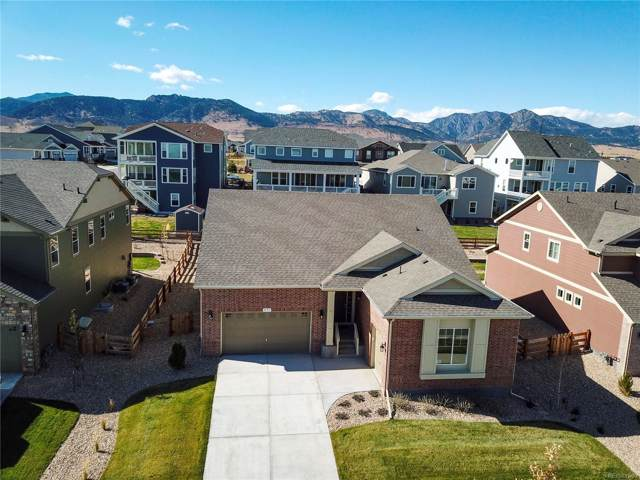 8753 Crestone Street, Arvada, CO 80007 (MLS #4364557) :: Bliss Realty Group