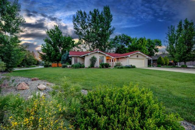 6915 Cordwood Court, Boulder, CO 80301 (#4367674) :: The Pete Cook Home Group