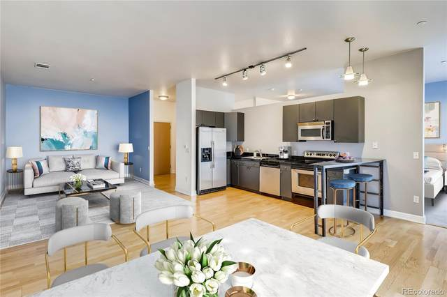 5677 Park Place 303D, Greenwood Village, CO 80111 (#4367837) :: The DeGrood Team