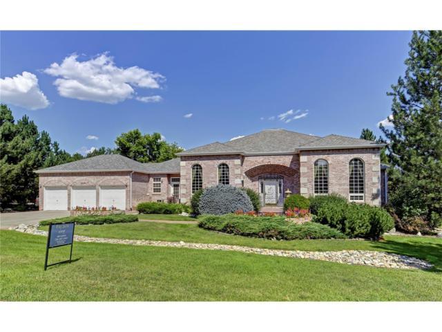 4802 Christensen Drive, Littleton, CO 80123 (MLS #4369651) :: 8z Real Estate