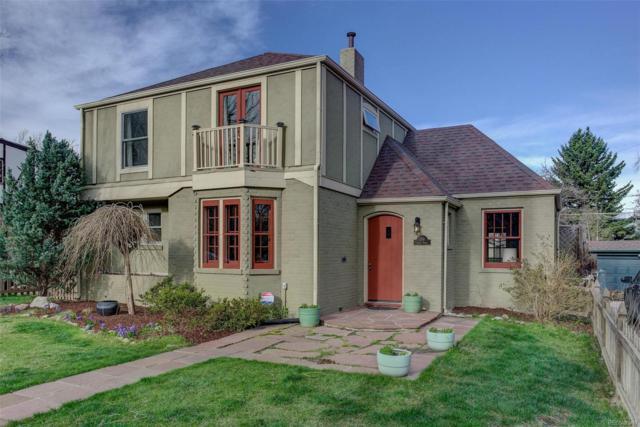 319 Albion Street, Denver, CO 80220 (#4370870) :: The Peak Properties Group