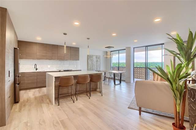 4570 E Yale Avenue #1007, Denver, CO 80222 (MLS #4371762) :: 8z Real Estate