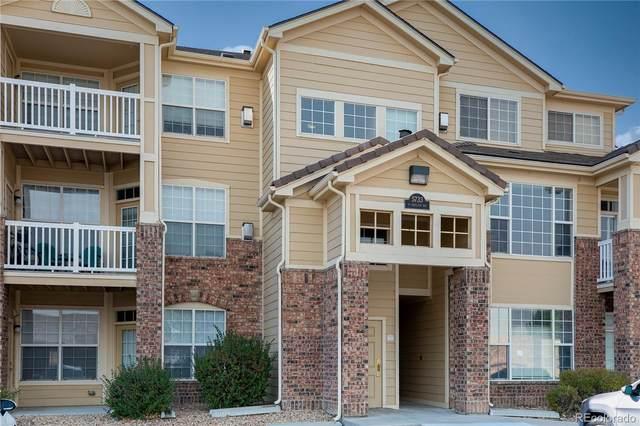 5733 N Gibralter Way 3-105, Aurora, CO 80019 (MLS #4372821) :: Kittle Real Estate