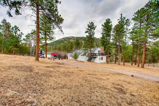 31439 Manitoba Drive, Evergreen, CO 80439 (MLS #4373576) :: 8z Real Estate