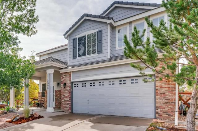 14996 E 117th Place, Commerce City, CO 80603 (#4374512) :: The Peak Properties Group