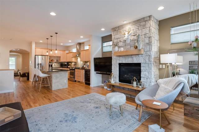 2450 Tremont Place, Denver, CO 80205 (#4378521) :: The DeGrood Team