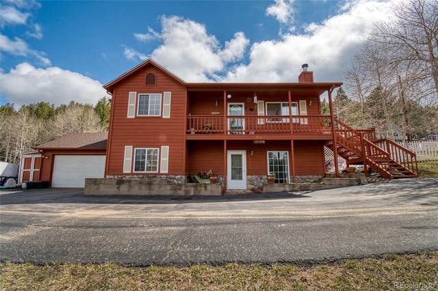 914 Mockingbird Trail, Bailey, CO 80421 (#4380202) :: Berkshire Hathaway HomeServices Innovative Real Estate