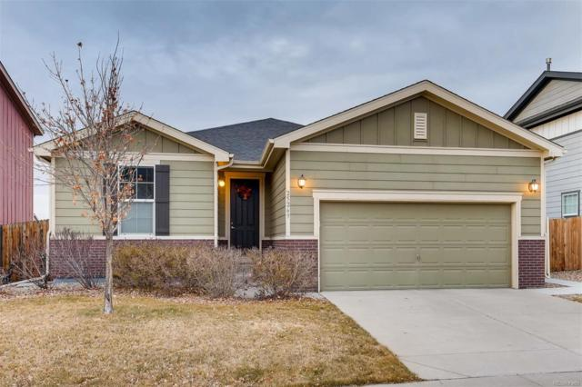 25269 E Lake Place, Aurora, CO 80016 (#4380280) :: Sellstate Realty Pros