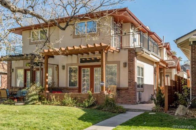 1944 S Grant Street, Denver, CO 80210 (#4382046) :: Sellstate Realty Pros