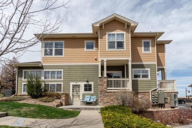 9315 Amison Circle #106, Parker, CO 80134 (#4387375) :: The Heyl Group at Keller Williams