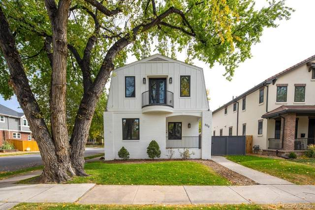900 S Vine Street, Denver, CO 80209 (MLS #4387563) :: 8z Real Estate