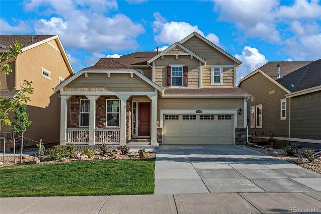 19256 W 84th Place, Arvada, CO 80007 (MLS #4389200) :: 8z Real Estate
