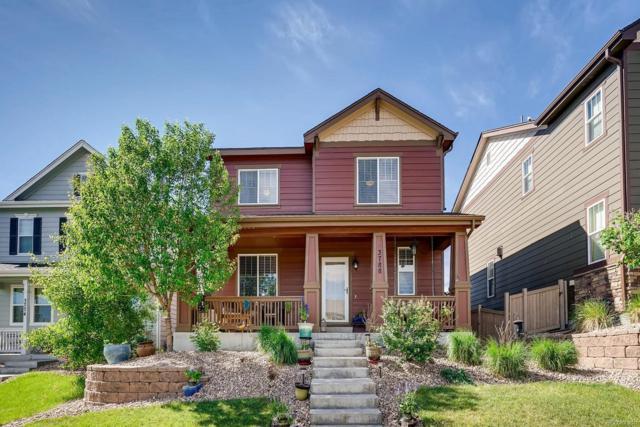 3788 Cadence Drive, Castle Rock, CO 80109 (#4391217) :: Harling Real Estate