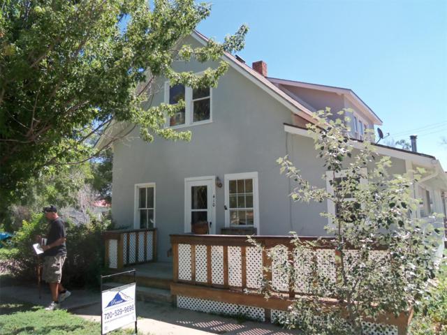 201 4th Street, Hugo, CO 80821 (MLS #4391562) :: 8z Real Estate