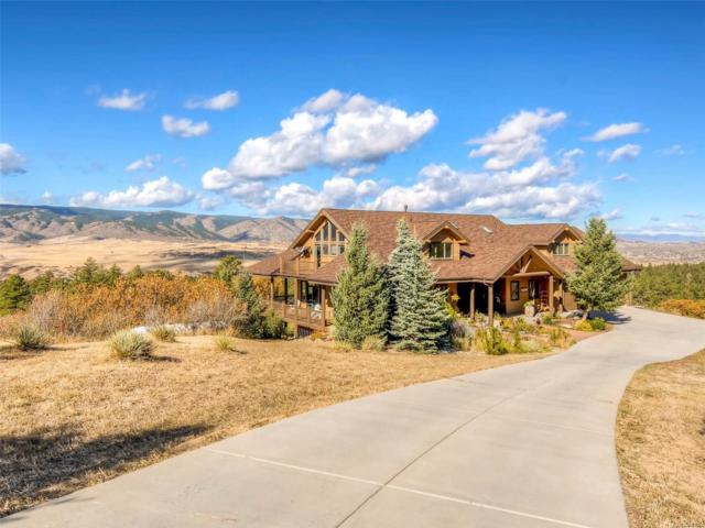 3404 S Perry Park Road, Sedalia, CO 80135 (MLS #4394274) :: 8z Real Estate
