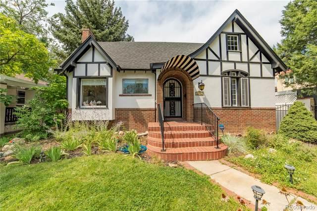 1373 Bellaire Street, Denver, CO 80220 (MLS #4394618) :: 8z Real Estate