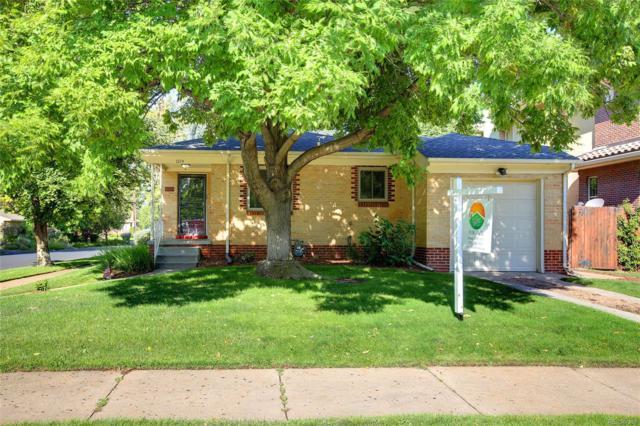 1195 S Fillmore Street, Denver, CO 80210 (#4394802) :: The DeGrood Team