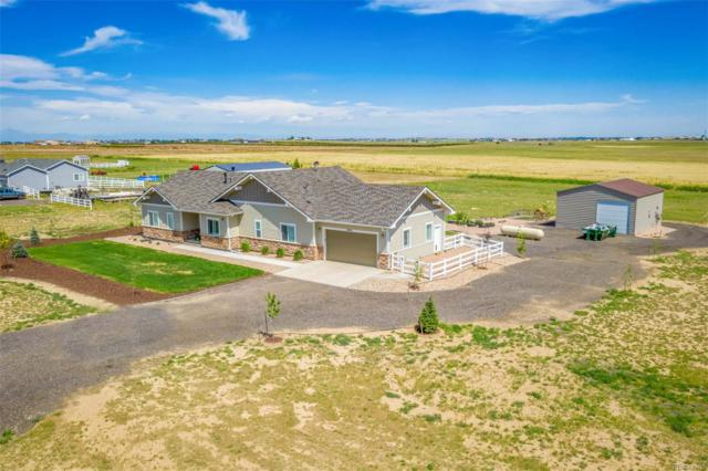 33993 E 142nd Place, Hudson, CO 80642 (MLS #4396586) :: 8z Real Estate