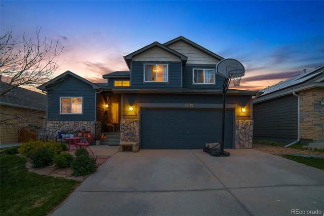 1732 Jade Avenue, Lochbuie, CO 80603 (#4396620) :: The DeGrood Team