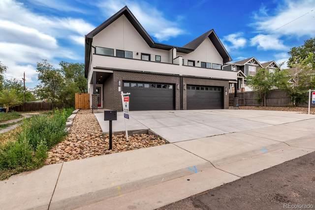 5240 Raleigh Street, Denver, CO 80212 (#4398034) :: The HomeSmiths Team - Keller Williams