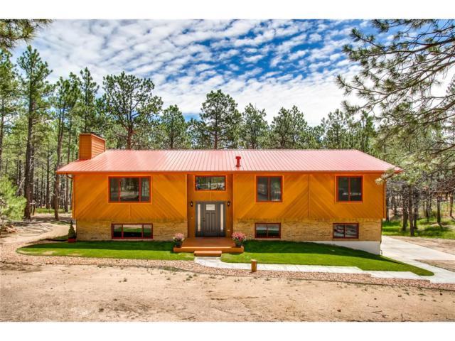 9615 Hardin Road, Colorado Springs, CO 80908 (MLS #4398514) :: 8z Real Estate