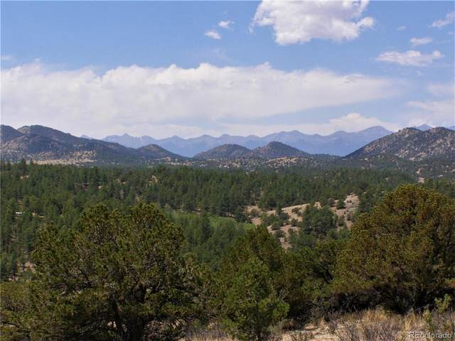 LOT #2 Dilley Ranch #1, Westcliffe, CO 81252 (#4399625) :: Wisdom Real Estate