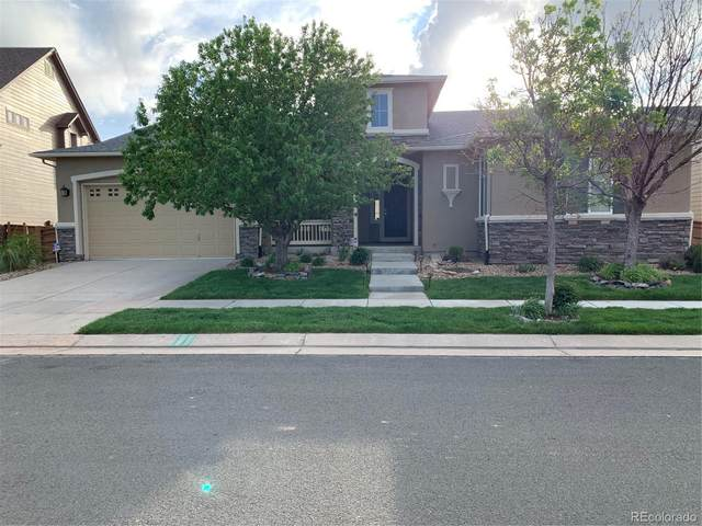 10911 Pagosa Street, Commerce City, CO 80022 (#4399649) :: The Peak Properties Group