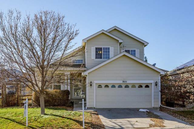 7655 Eagle Perch Court, Littleton, CO 80125 (MLS #4400345) :: Bliss Realty Group