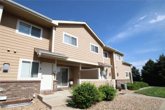 1601 Great Western Drive H2, Longmont, CO 80501 (#4402072) :: West + Main Homes