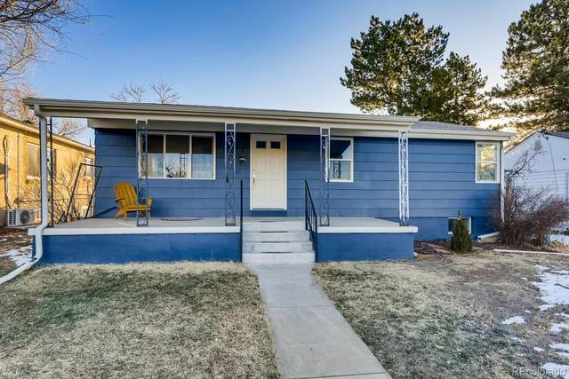 128 S Raleigh Street, Denver, CO 80219 (#4403309) :: Berkshire Hathaway HomeServices Innovative Real Estate