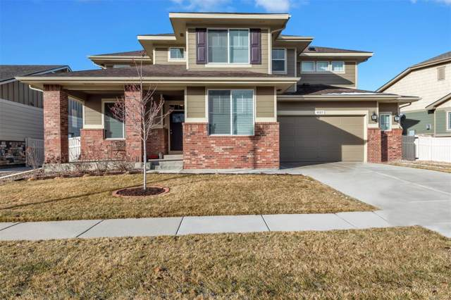 8825 Peakview Avenue, Firestone, CO 80504 (MLS #4407926) :: The Sam Biller Home Team