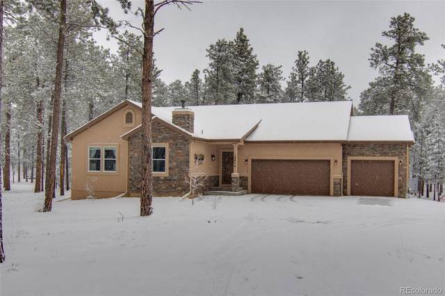 10956 Silver Mountain Point, Colorado Springs, CO 80908 (#4410770) :: Realty ONE Group Five Star