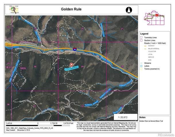 0000 Harvest Moon Trail, Idaho Springs, CO 80452 (#4411937) :: The DeGrood Team